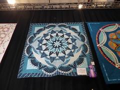 Julie McAuliffe - Montana Sapphire (c_nilsen) Tags: sanmateocounty sanmateo sanmateocountyfair fair countyfair digital digitalphoto california quilt