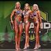 Women's Figure - Masters 35+ - 2nd Kristin Robinson 1st Kait Cavers 3rd Kristen Sanderson-5