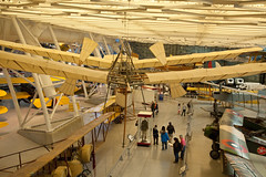 Langley Aerodrome A, National Air and Space Museum, Steven F. Udvar-Hazy Center, Chantilly, Virginia (Roger Gerbig) Tags: nationalairandspacemuseum smithsonian stevenfudvarhazycenter aviation museum rogergerbig chantilly virginia dulles langleyaerodromea