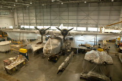 Mary Baker Engen Restoration Hanger, National Air and Space Museum, Steven F. Udvar-Hazy Center, Chantilly, Virginia (Roger Gerbig) Tags: nationalairandspacemuseum smithsonian stevenfudvarhazycenter aviation museum rogergerbig chantilly virginia dulles marybakerengenrestorationhanger