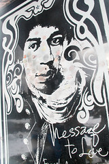 Your Seattle: Jimi, with love (RPahre) Tags: seattle renton jimihendrix grave cemetery washingtonstate