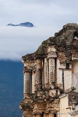 El Carmen Church ruins, Guatemala. (brendatharp) Tags: culture guatemala adventure elcarmen latin travel antigua centralamerica traveldestination guatemalan nobody cultural destination church ruins religious worship