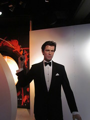 Bond, James.. Oh, Whatever, at Madame Tussauds -- Amsterdam, The Netherlands, May 13, 2019 (baseballoogie) Tags: 051319 baseball19 canonpowershotsx30is amsterdam thenetherlands wax museum waxmuseum touristygoodness madametussauds