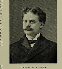 This image is taken from Page 27 of Universities and their sons : history, influence and characteristics of American universities, with biographical sketches and portraits of alumni and recipients of honorary degrees, Vol. 5 (Medical Heritage Library, Inc.) Tags: harvard university yale princeton columbia universities colleges wellcomelibrary ukmhl medicalheritagelibrary europeanlibraries date1900 idb2900035x0005