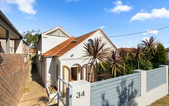34 Narelle Street, North Bondi NSW