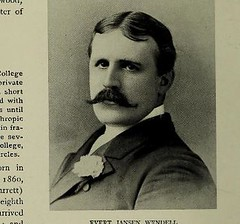 This image is taken from Page 16 of Universities and their sons : history, influence and characteristics of American universities, with biographical sketches and portraits of alumni and recipients of honorary degrees, Vol. 5 (Medical Heritage Library, Inc.) Tags: harvard university yale princeton columbia universities colleges wellcomelibrary ukmhl medicalheritagelibrary europeanlibraries date1900 idb2900035x0005