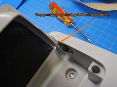 11, Remove Pocket (ZapWizard) Tags: subaru forster modification heat sunglasses