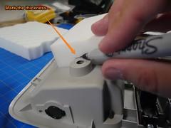 07, Measure (ZapWizard) Tags: subaru forster modification heat sunglasses