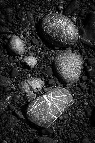 Pebbles, Shell Beach, Occidental