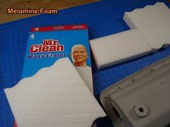 06, Melamine foam (ZapWizard) Tags: subaru forster modification heat sunglasses