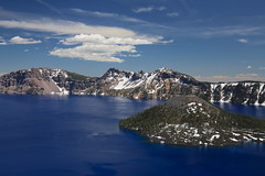 AU3A2636 (MegachromeImages) Tags: crater lake national park or oregon volcano water