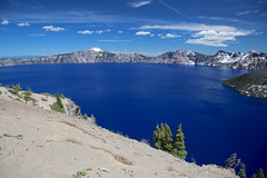 AU3A2635 (MegachromeImages) Tags: crater lake national park or oregon volcano water