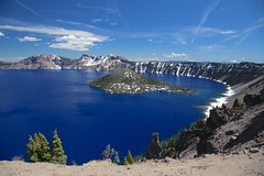 AU3A2632 (MegachromeImages) Tags: crater lake national park or oregon volcano water