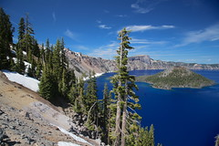 AU3A2630 (MegachromeImages) Tags: crater lake national park or oregon volcano water