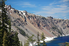 AU3A2629 (MegachromeImages) Tags: crater lake national park or oregon volcano water