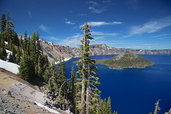 AU3A2627 (MegachromeImages) Tags: crater lake national park or oregon volcano water
