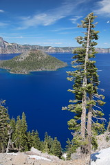 AU3A2617 (MegachromeImages) Tags: crater lake national park or oregon volcano water