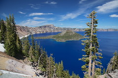 AU3A2615 (MegachromeImages) Tags: crater lake national park or oregon volcano water