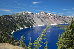 AU3A2607 (MegachromeImages) Tags: crater lake national park or oregon volcano water