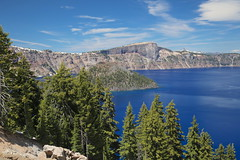 AU3A2603 (MegachromeImages) Tags: crater lake national park or oregon volcano water