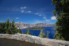AU3A2600 (MegachromeImages) Tags: crater lake national park or oregon volcano water