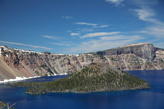AU3A2596 (MegachromeImages) Tags: crater lake national park or oregon volcano water