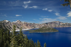 AU3A2595 (MegachromeImages) Tags: crater lake national park or oregon volcano water