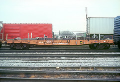 CB&Q 212703 (Chuck Zeiler 48Q) Tags: cbq mow mwf 212703 burlington railroad flat car flatcar freight cicero train chuckzeiler chz