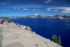AU3A2634 (MegachromeImages) Tags: crater lake national park or oregon volcano water