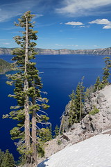 AU3A2623 (MegachromeImages) Tags: crater lake national park or oregon volcano water