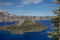 AU3A2619 (MegachromeImages) Tags: crater lake national park or oregon volcano water