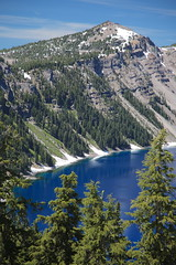 AU3A2614 (MegachromeImages) Tags: crater lake national park or oregon volcano water