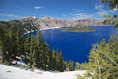 AU3A2610 (MegachromeImages) Tags: crater lake national park or oregon volcano water