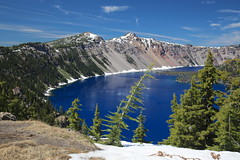 AU3A2606 (MegachromeImages) Tags: crater lake national park or oregon volcano water