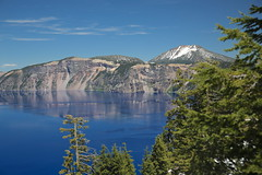 AU3A2605 (MegachromeImages) Tags: crater lake national park or oregon volcano water