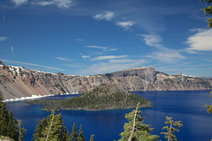 AU3A2601 (MegachromeImages) Tags: crater lake national park or oregon volcano water