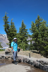 AU3A2389 (MegachromeImages) Tags: crater lake national park or oregon volcano water