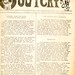 'Outcry' – an alternative newsletter for Springbrook H. S.: 1969