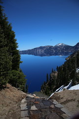 AU3A2381 (MegachromeImages) Tags: crater lake national park or oregon volcano water
