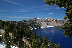 AU3A2577 (MegachromeImages) Tags: crater lake national park or oregon volcano water