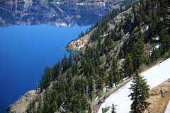 AU3A2499 (MegachromeImages) Tags: crater lake national park or oregon volcano water