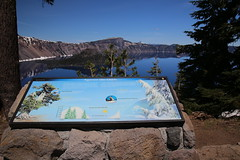 AU3A2447 (MegachromeImages) Tags: crater lake national park or oregon volcano water