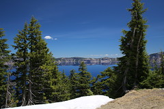 AU3A2378 (MegachromeImages) Tags: crater lake national park or oregon volcano water