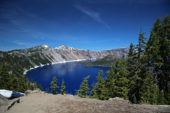 AU3A2369 (MegachromeImages) Tags: crater lake national park or oregon volcano water