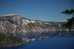 AU3A2367 (MegachromeImages) Tags: crater lake national park or oregon volcano water
