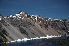AU3A2365 (MegachromeImages) Tags: crater lake national park or oregon volcano water