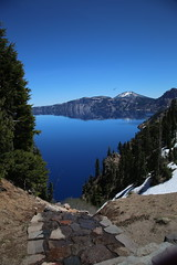 AU3A2380 (MegachromeImages) Tags: crater lake national park or oregon volcano water
