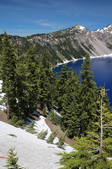AU3A2359 (MegachromeImages) Tags: crater lake national park or oregon volcano water