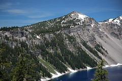 AU3A2364 (MegachromeImages) Tags: crater lake national park or oregon volcano water