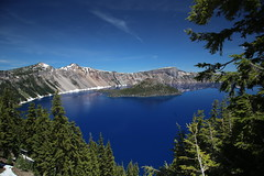 AU3A2360 (MegachromeImages) Tags: crater lake national park or oregon volcano water